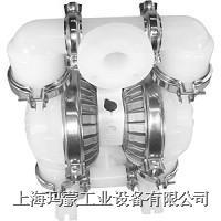 威爾頓氣動隔膜泵 Original?系列卡箍式塑料泵