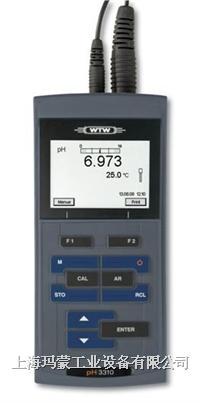 德國WTW手提式pH計 pH 3110/3210/3310