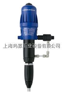 DOSATRON多仕創水力比例稀釋加藥泵D3RE25 D3RE25
