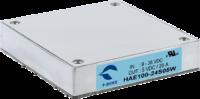 博大电源模块HAE100W系列 HAE100-48S05W HAE100-48S12W HAE100-48S24W