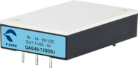 QAE40系列9-75,14-160VDC输入高效电源QAE40-36S24U QAE40-36S05U QAE40-72S12U QAE40-72S28U QAE40-36S15U QAE40-36S48U QAE40-72S05U