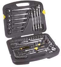 91-933-22 91-933-22史丹利工具STANLEY 91件套筒组合 91-933-22
