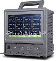 8/16/24/32/40/48/56/64多路通道温度记录仪  多路温度巡检仪 TP9000-16