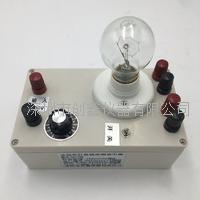 非调光灯具调光测试电路,非调光灯调光测试电路,不可调光灯的测试电路  IEC62560图8