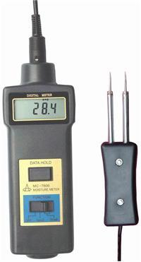 纸板快速水分测试仪 ZB-MC-7806