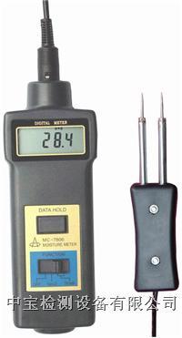 嘉兴水份测试仪 ZB-MC-7806