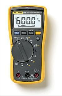 非接触式电压测量万用表 F117C  F117C