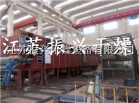 虾壳专用多层带式干燥机 DW