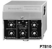 P7800 – 锅炉蒸汽压力控制器