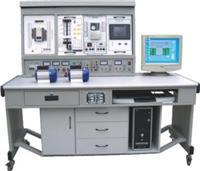 HLS-04B网络型PLC可编程控制器、变频调速、触摸屏、电气控制及单片机实验开发系统综合实验装置