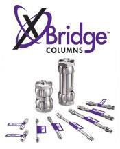 沃特世Waters XBridge™ HPLC分析柱/高效液相色谱柱 186003118/186003128/186003022/186003116/186003117