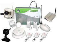 3G彩信GSM的家庭报警器/3G手机视频防盗报警器 YYL