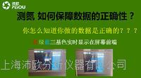 上海农科院与上海沛欧的一场定氮仪的技术交流会