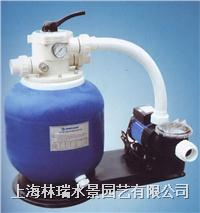 砂缸水泵一体化过滤器 无