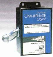 三相80KA電源防雷器 EFI OSW220/380