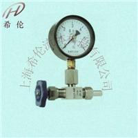 压力表针型阀 J24W型