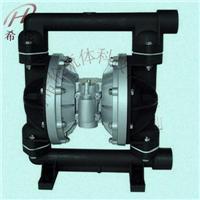 工程塑料气动隔膜泵 QBY