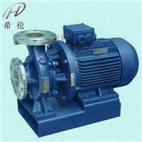 卧式化工泵 ISWH