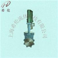 电液动单夹式刀型闸阀 PZ243