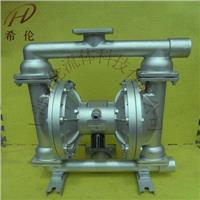316L不锈钢气动隔膜泵 QBK