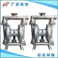 气动不锈钢隔膜泵 XLQ5