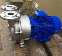 304不锈钢水环式真空泵防爆水环真空泵水循环泵