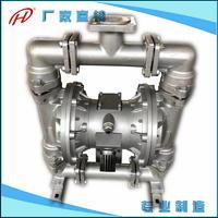 不锈钢衬四氟气动隔膜泵