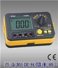 VC60B+ 绝缘电阻测试仪VC60B+ |VC60B+  VC60B+