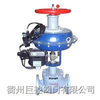 气动薄膜套筒调节阀ZXM