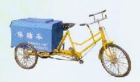 CNC003钢板三轮垃圾清运车