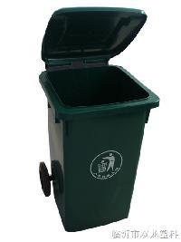 SL-D100山东上海武汉南京塑料垃圾桶/100L垃圾桶
