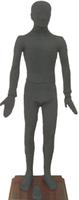 多媒体按摩点穴电子人体模型 ZKMAW-170A