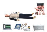 电脑高级心肺复苏与创伤模拟人 KAH/CPR800