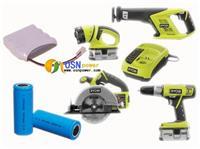 电动工具锂离子电池12