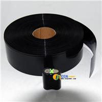 BLACK 2:1 HS-PVC HEAT SHRINK TUBING