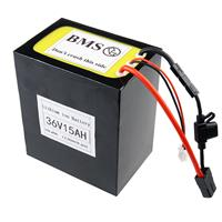 36v 15Ah Li-ion electric scooter battery pack