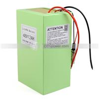 48V(51.2V) 12Ah Lifepo4 Battery Pack