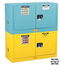 低腐蝕化學品柜 891702,29872B,891722