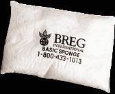 BREG一般枕状吸附棉 BREG,2001,2003