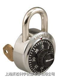 密碼掛鎖(帶鑰匙超控) Master lock,1525,1525LF,1525LH