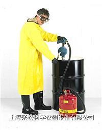 手搖式油桶泵