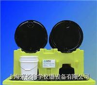 雙桶單層分裝盛漏堆棧系統   Enpac,6004-YE