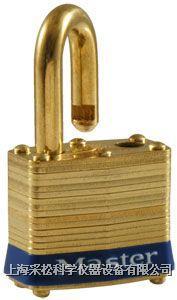 黃銅千層鎖(44mm寬鎖體) Master lock,2,2KA,2KAB,8mm粗鎖鉤,短鉤24mm