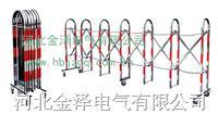不锈钢伸缩围栏 1.1*2.6