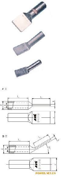 SY压缩型铝设备线夹