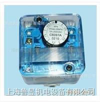 燃烧产品压力开关C6097A C6097A2110,C6097A2210,C6097A2310,C6097A2410,C6097A
