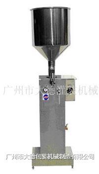 膏液两用灌装机 DDPF-1L