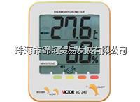 深圳胜利温湿度表VC240