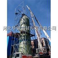 長春鋼廠燒結機煙氣脫硫除塵塔效率達標 齊全