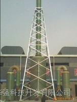 一万风量酸碱喷淋洗涤塔规格效率 齐全